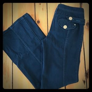 Anthropologie Navy Bica Chela size 2 pants